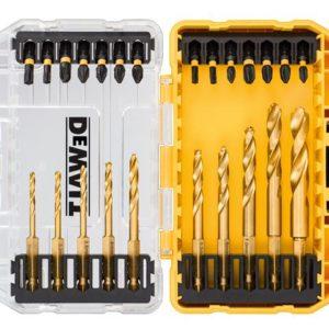 DT70748T FLEXTORQ™ Drill Drive Set