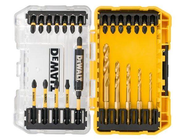 DT70749T FLEXTORQ™ Drill Drive Set
