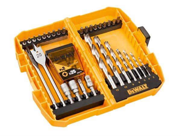 DT71501-QZ Drilling & Screwdriving Set 56 Piece