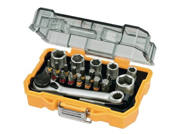 DT71516 Socket & Screwdriving Set 24 Piece