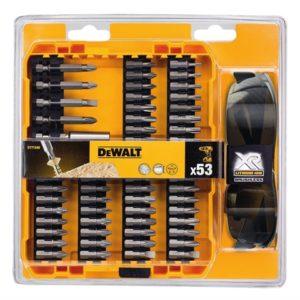 DT71540 High Performance Screwdriving Bit Set 53 Piece