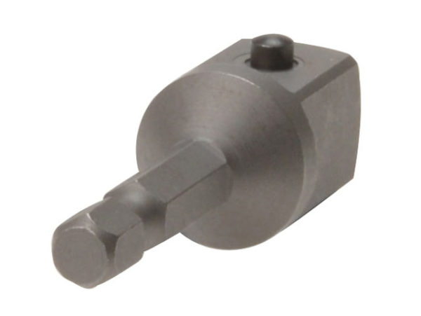 DT7512 1/4in Hex to 1/2in Drive Impact Adaptor