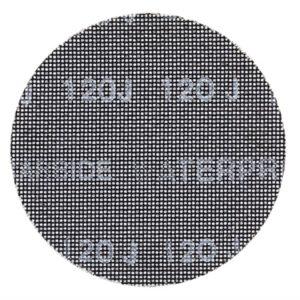 DTM3105 Mesh Sanding Discs 125mm 120G (Pack 5)