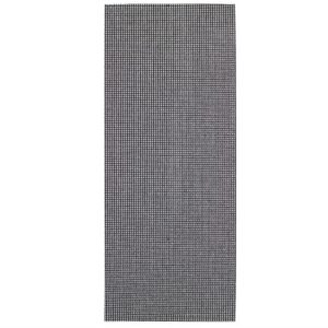 1/2 Mesh Sanding Sheets Medium 80 Grit (Pack of 5)