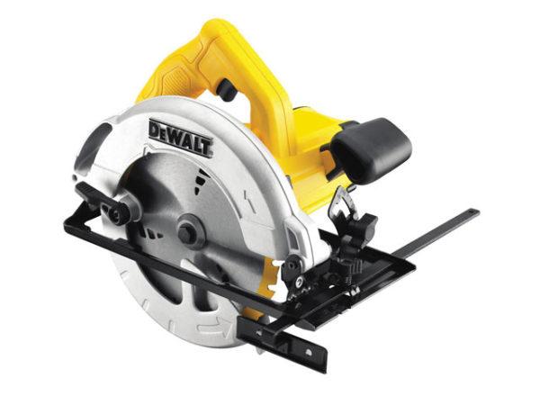 DWE560K Compact Circular Saw & Kitbox 184mm 1350W 240V