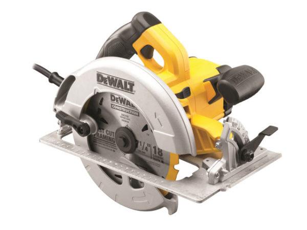 DWE575KL Precision Circular Saw & Kitbox 190mm 1600W 110V