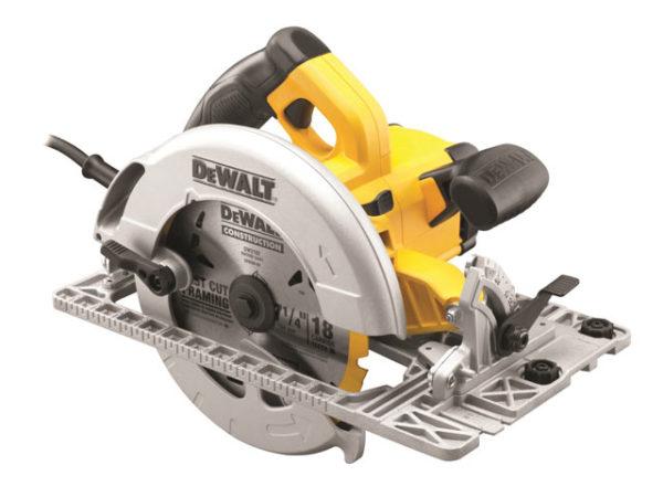 DWE576KL Precision Circular Saw & Track Base 190mm 1600W 110V