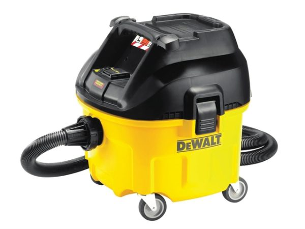 DWV901L Wet & Dry Dust Extractor 30 Litre 1400W 110V