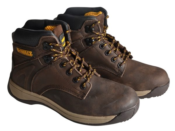 Extreme 3 Brown Safety Boots UK 7 Euro 41