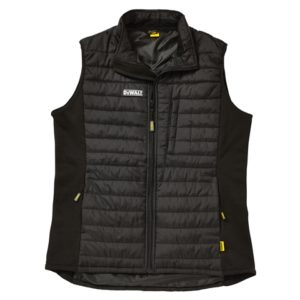 Force Black Lightweight Padded Gilet - XXXL (56in)