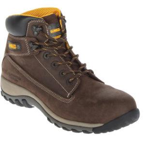 Hammer Non Metallic Brown Nubuck Boots UK 10 Euro 44