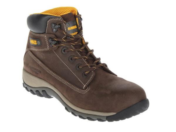 Hammer Non Metallic Brown Nubuck Boots UK 11 Euro 45