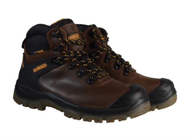 Newark S3 Waterproof Safety Hiker Brown Boots UK 10 Euro 44