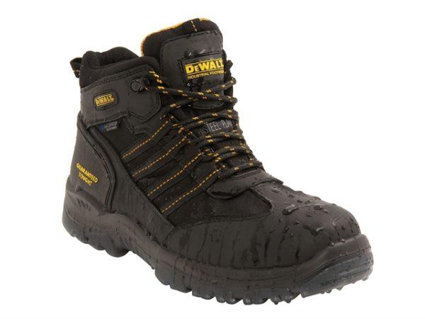 Nickel S3 Safety Black Boots UK 7 Euro 41