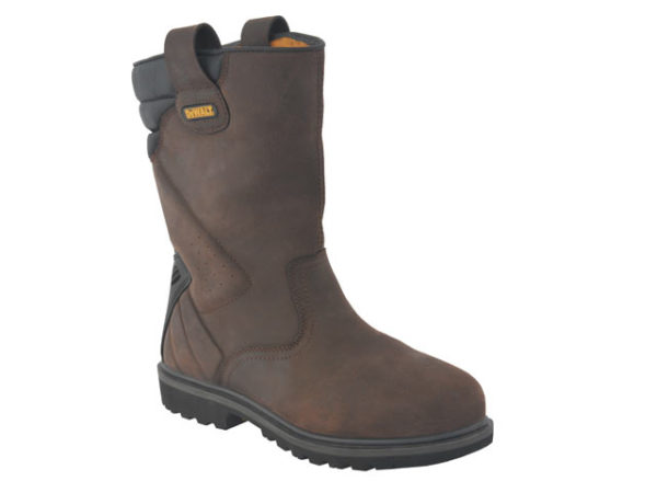 Classic Rigger Brown Safety Boots UK 9 Euro 43
