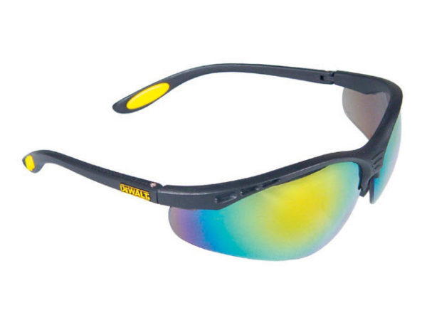 Reinforcer™ Safety Glasses - Fire Mirror