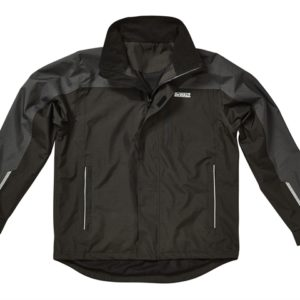 Storm Grey/Black Waterproof Jacket - L (46in)