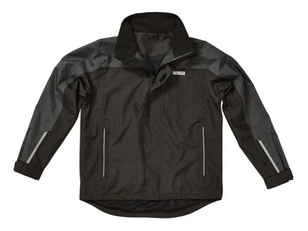 Storm Grey/Black Waterproof Jacket - XL (48in)