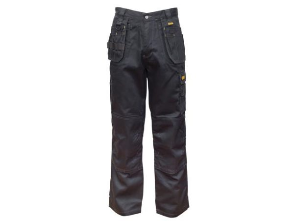Thurlston 3D Stretch Black Trousers Waist 32in Leg 31in