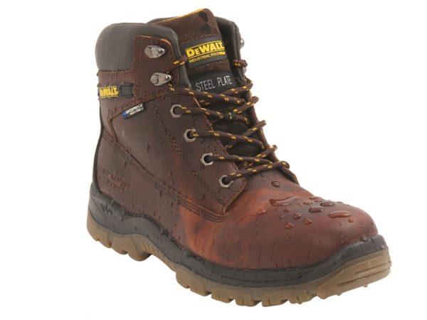 Titanium S3 Safety Tan Boots UK 7 Euro 41