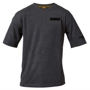 Typhoon Charcoal Grey T-Shirt - L (46in)