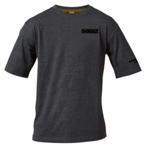 Typhoon Charcoal Grey T-Shirt - XL (48in)