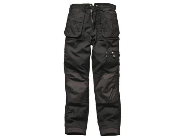 Eisenhower Trousers Black Waist 40in Leg 33in