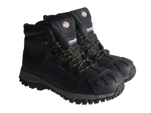 Medway Safety Hiker Black Size UK 6 Euro 40