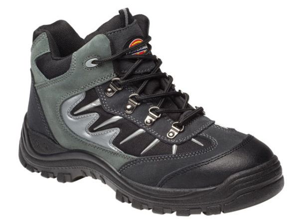 Storm Super Safety Hiker Grey Boots UK 7 Euro 41