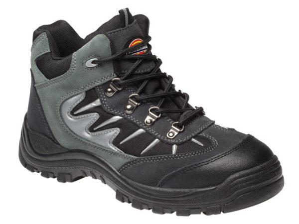 Storm Super Safety Hiker Grey Boots UK 9 Euro 43