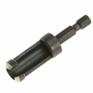 Plug Cutter for No 8 screw