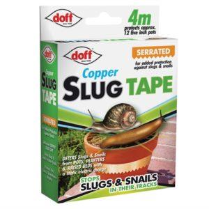 Slug & Snail Adhesive Copper Tape 4m