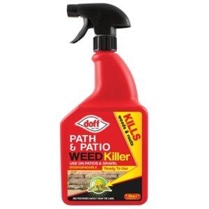 Path & Patio Weedkiller RTU 1 Litre