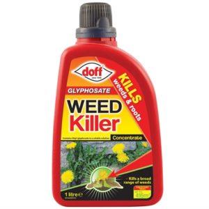 Glyphosate Weedkiller Concentrate 1 Litre