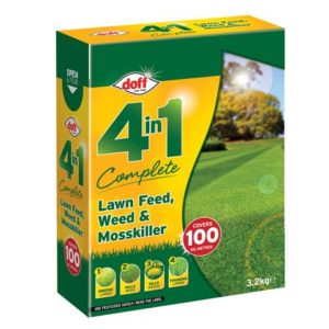 Complete Lawn Feed