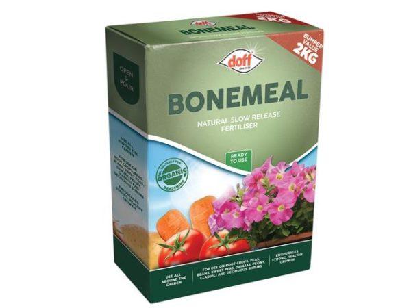 Bonemeal Ready To Use Fertiliser 2kg