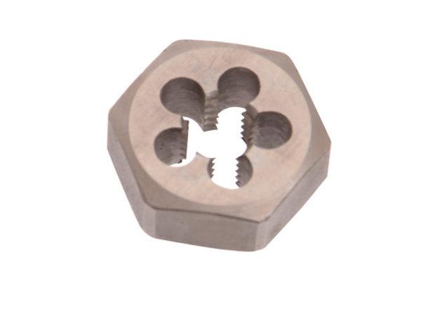 F302 HSS Die Nuts Metric Coarse Thread 10.0 x 1.50 Pitch