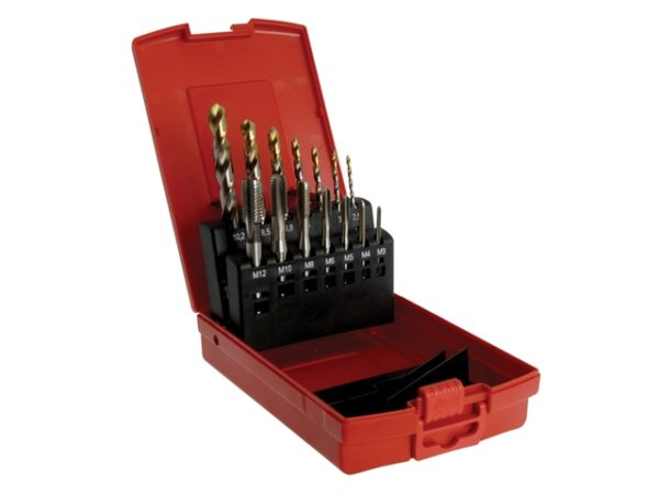A002 Drills & E500 HSS MC Tap Set