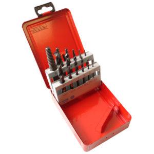 M101 Carbon Steel Screw Extractor Set D