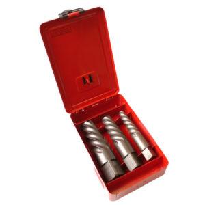 M101 Carbon Steel Screw Extractor Set E