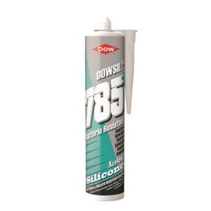 785+ Silicone Sealant Manhattan Grey 310ml