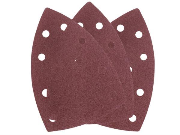 Sanding Sheets Coarse/Medium 60G (Pack 5)