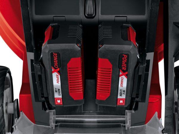GE-CM 36Li Power X-Change Cordless Lawnmower 36cm 36V 2 x 18V 3.0Ah Li-ion