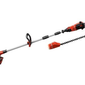GE-HC 18Li T Kit Power X-Change Cordless Pole Pruner 18V 1 x 3.0Ah Li-ion