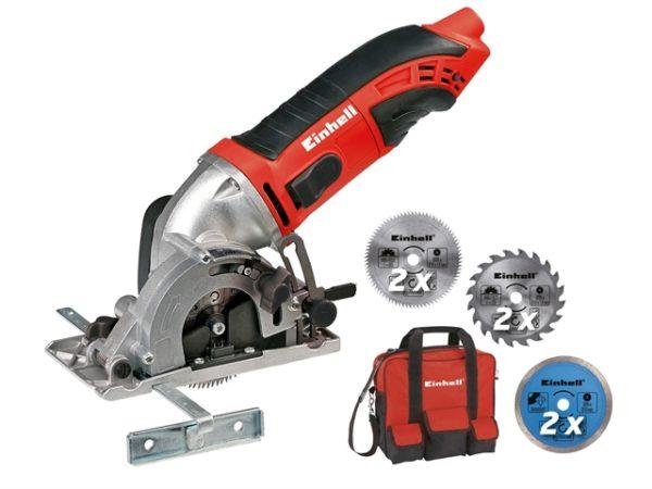 TC-CS 860/2 Mini Circular Saw Kit 450W 240V
