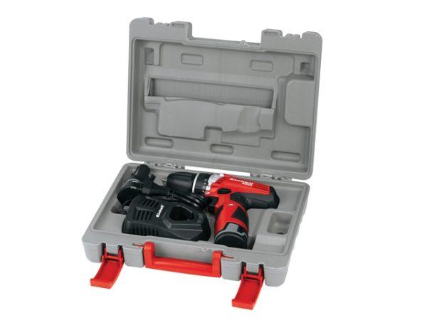 TE-CD 12Li Cordless Drill Driver 12V 2 x 1.3Ah Li-Ion