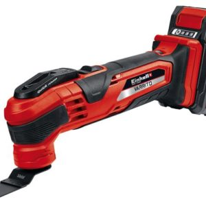 VARRITO Cordless Power X-Change Multi-Tool 18V 1 x 2.0Ah Li-ion