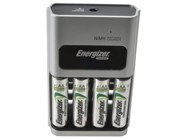 1 Hour Charger + 4 x AA 2300mAh Batteries