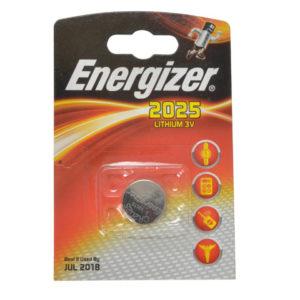 CR2025 Coin Lithium Battery Single