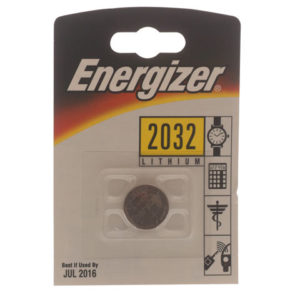 CR2032 Coin Lithium Battery Single